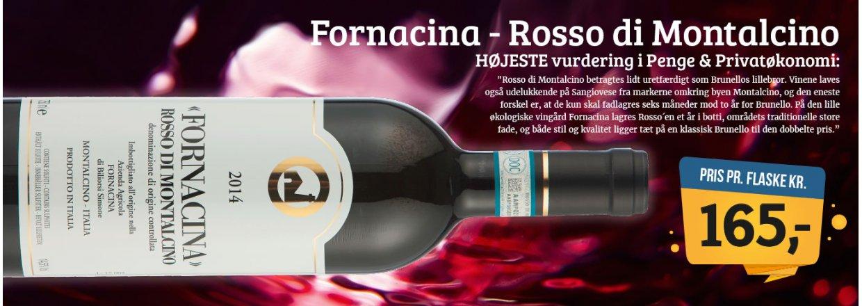 Fornacina - Rosso di Montalcino