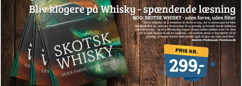 Bliv klogere på Whisky - Spændende læsning