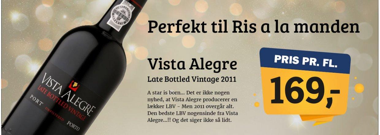 Vista Alegre Late Bottled Vintage 2011