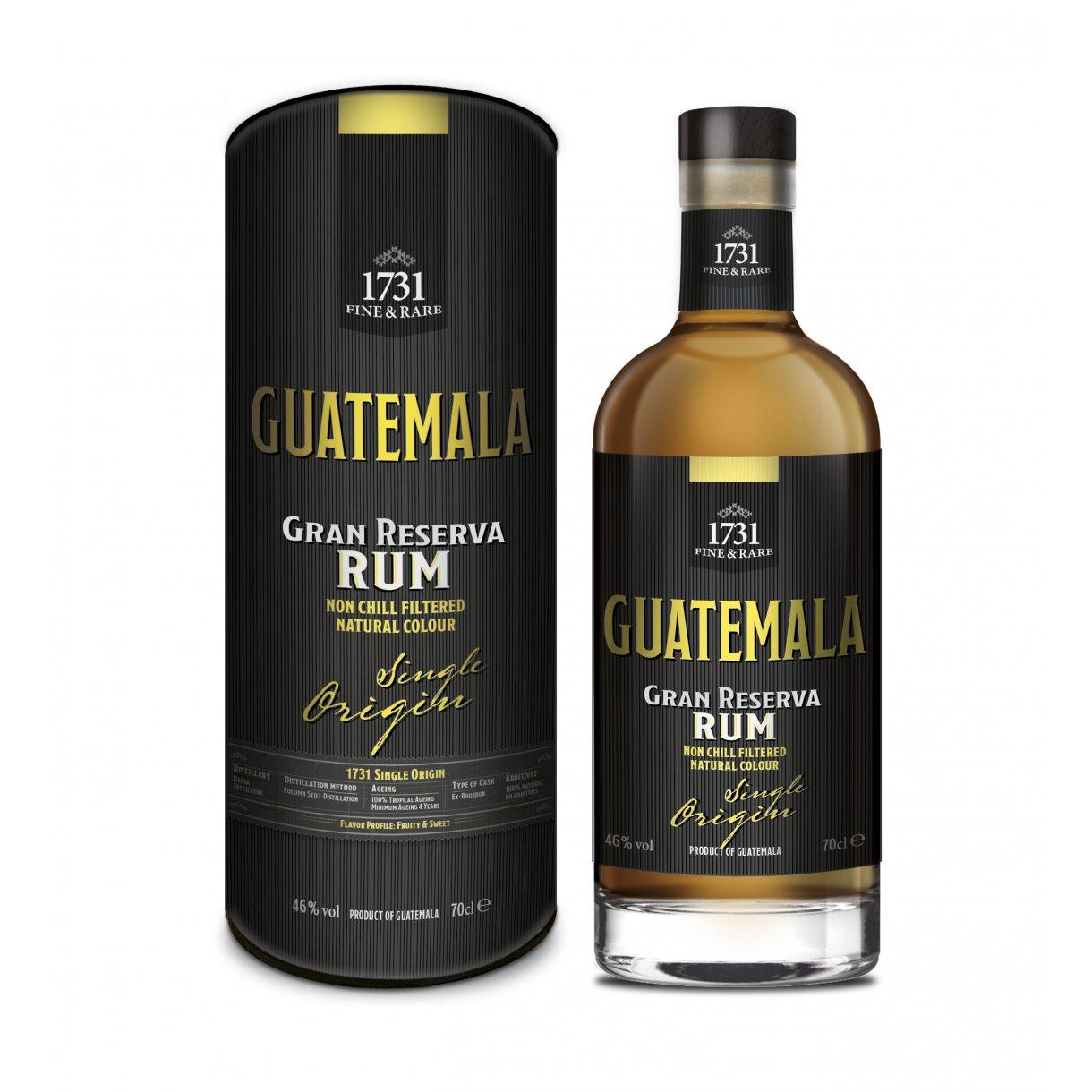 1731 Fine & Rare - Guatemala Gran Reserva - 46%