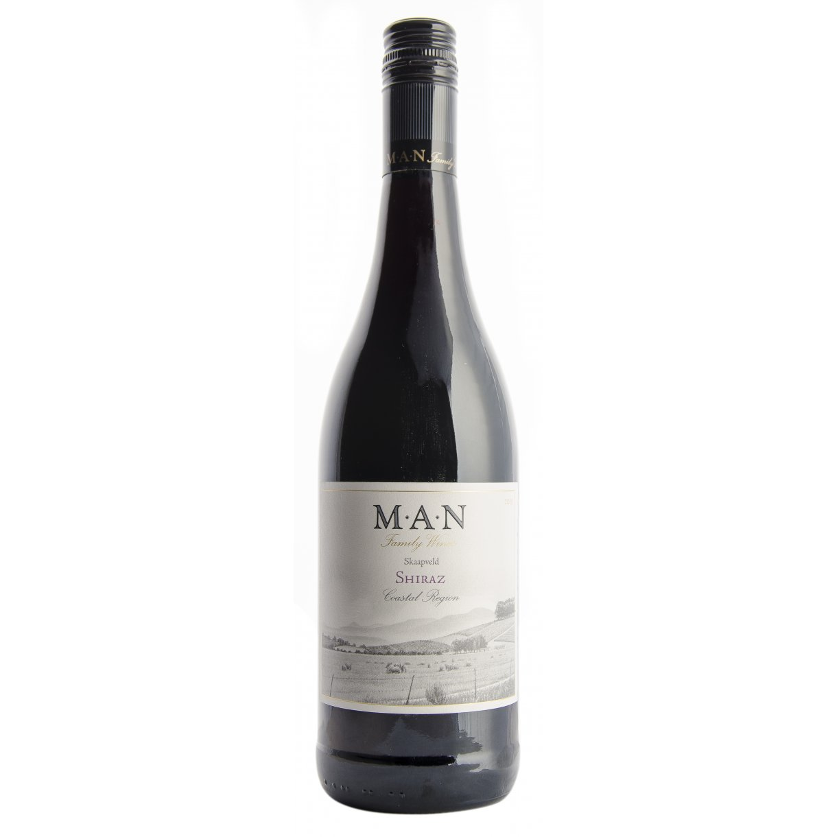 MAN Shiraz, 2015 - 'Skaapveld' Coastal Region