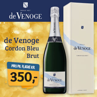 de Venoge Cordon Bleu Brut