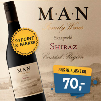 MAN Shiraz