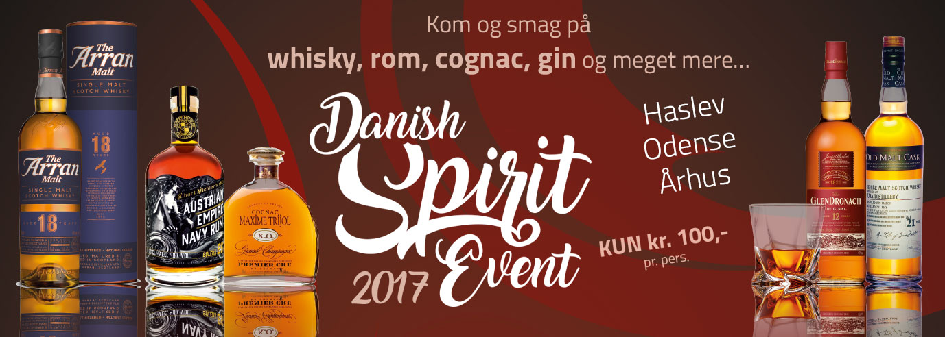 Danish Spirit Event